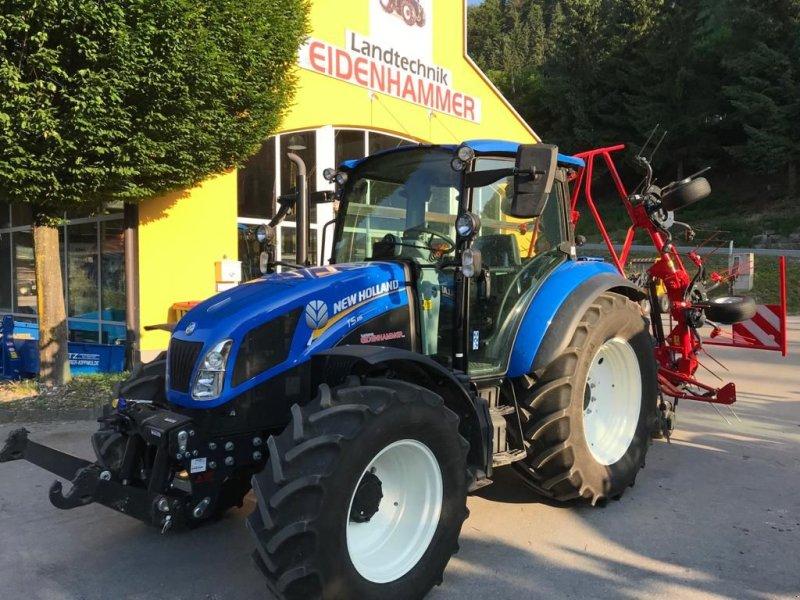 Traktor des Typs New Holland T5.85 Dual Command, Gebrauchtmaschine in Burgkirchen (Bild 1)