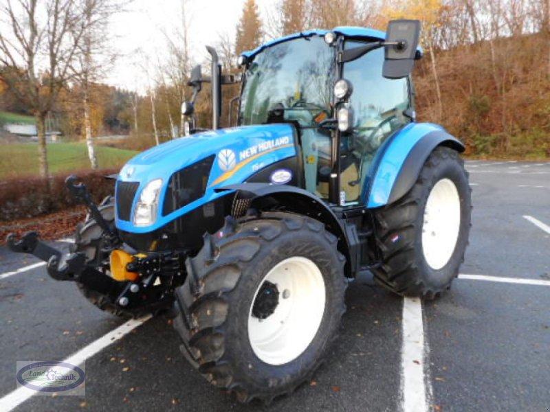 Traktor des Typs New Holland T5.85, Vorführmaschine in Münzkirchen (Bild 1)