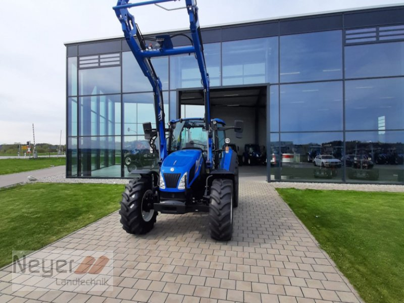 Traktor des Typs New Holland T5.95 1.5 DC, Neumaschine in Bad Waldsee Mennisweiler (Bild 1)