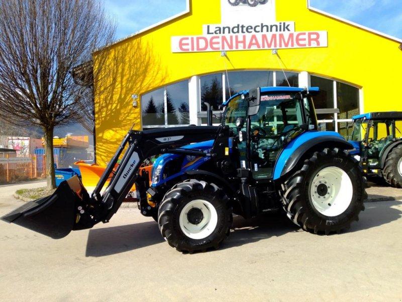 Traktor des Typs New Holland T5.95 DC, Neumaschine in Burgkirchen (Bild 1)