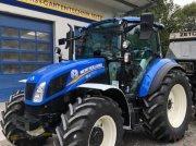 Traktor a típus New Holland T5.95 DC, Neumaschine ekkor: Lindenfels-Glattbach