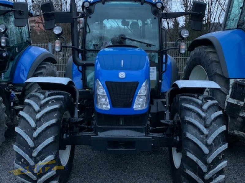 Traktor типа New Holland T5.95 DC, Neumaschine в Lindenfels-Glattbach (Фотография 1)