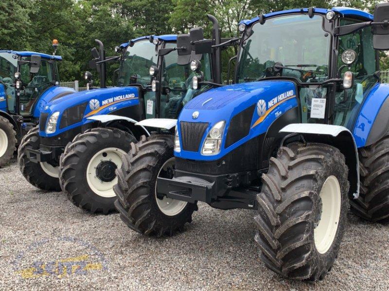 Traktor des Typs New Holland T5.95 DC, Neumaschine in Lindenfels-Glattbach (Bild 1)