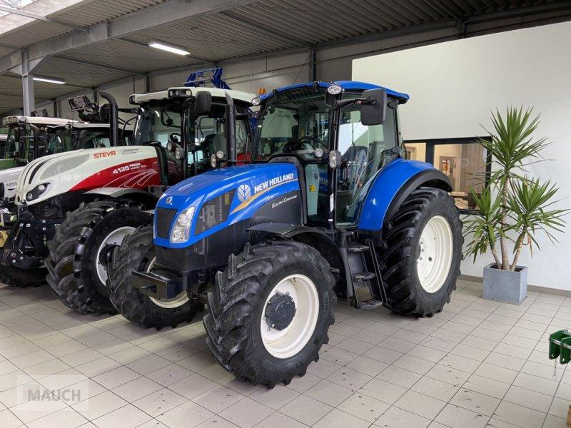 Traktor des Typs New Holland T5.95 Electro Command, Gebrauchtmaschine in Burgkirchen (Bild 1)