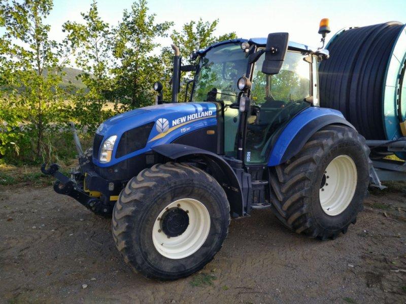 Traktor typu New Holland T5.95 UTL Dual Command, Gebrauchtmaschine w Barendrecht (Zdjęcie 1)