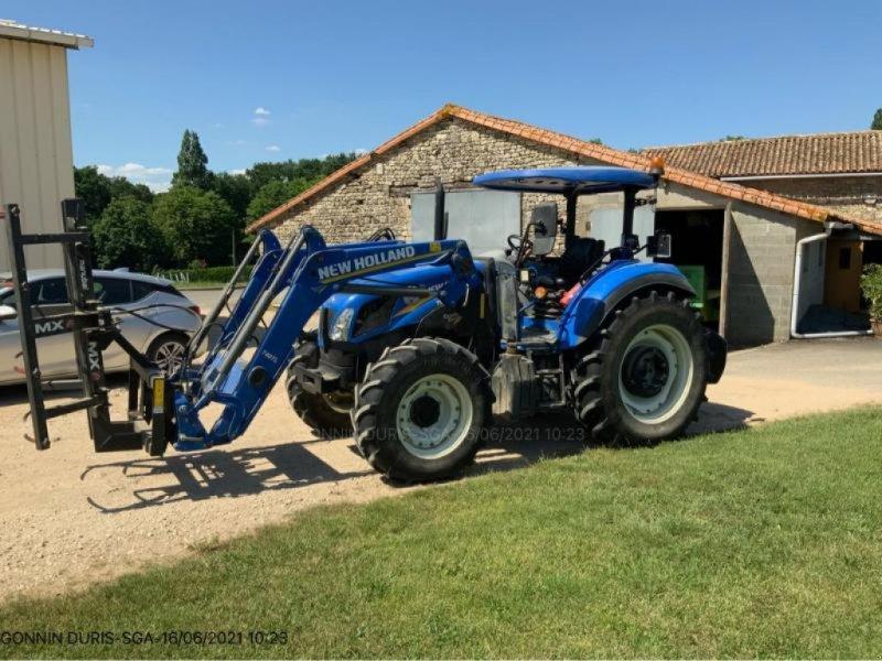 Traktor a típus New Holland T5.95, Gebrauchtmaschine ekkor: SAUZE VAUSSAIS (Kép 1)