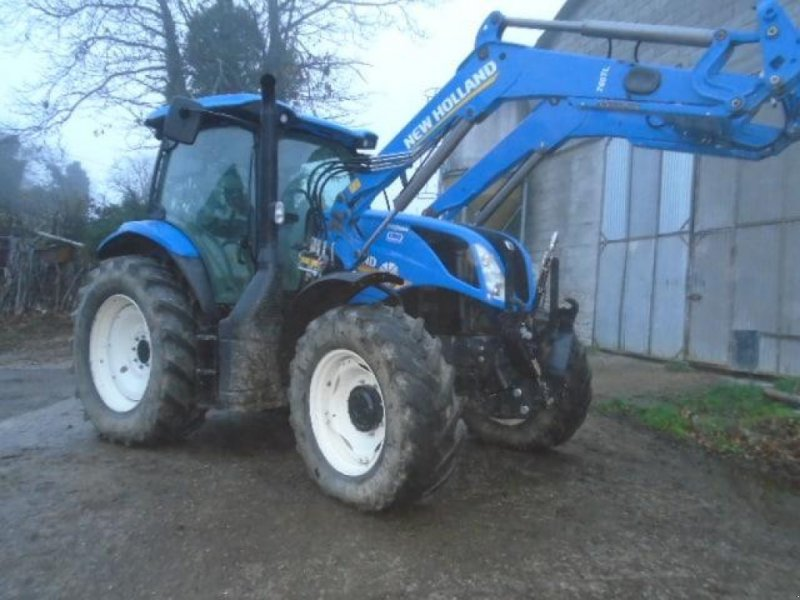 Traktor tipa New Holland T6 145, Gebrauchtmaschine u CALMONT (Slika 1)