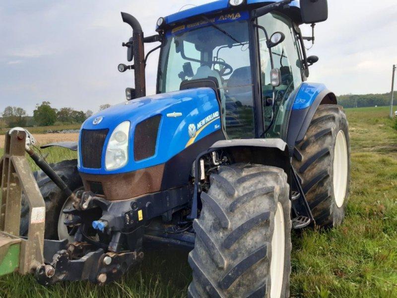 Traktor типа New Holland T6-150, Gebrauchtmaschine в le pallet (Фотография 1)