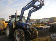 Traktor typu New Holland T6 160 AUTO, Gebrauchtmaschine v ENNEZAT