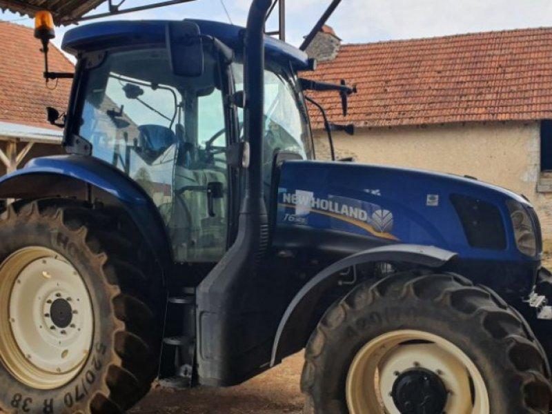 Traktor типа New Holland T6-165, Gebrauchtmaschine в CHAUMONT (Фотография 1)
