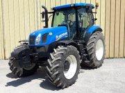 Traktor типа New Holland T6 175 EC, Gebrauchtmaschine в MANDRES SUR VAIR