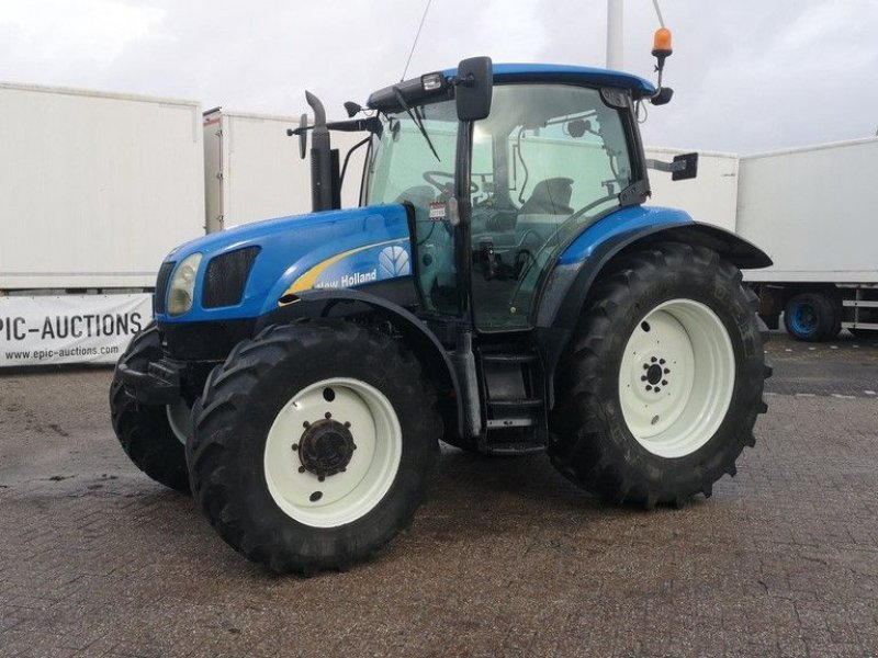 Traktor типа New Holland T6010, Gebrauchtmaschine в Leende (Фотография 1)