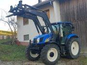 Traktor des Typs New Holland T6010, Gebrauchtmaschine in Neureichenau