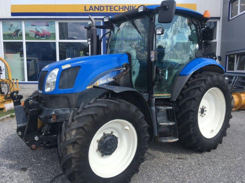 Traktor des Typs New Holland T6020 Delta, Gebrauchtmaschine in Villach (Bild 1)