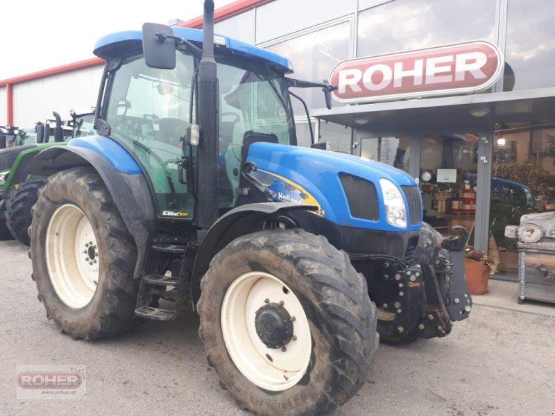 Traktor des Typs New Holland T6020 Elite, Gebrauchtmaschine in Wieselburg Land (Bild 1)