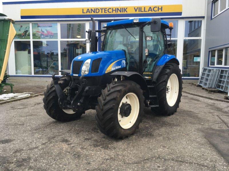 Traktor des Typs New Holland T6020 Elite, Gebrauchtmaschine in Villach (Bild 1)