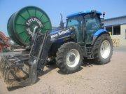 Traktor typu New Holland T6020, Gebrauchtmaschine v ENNEZAT
