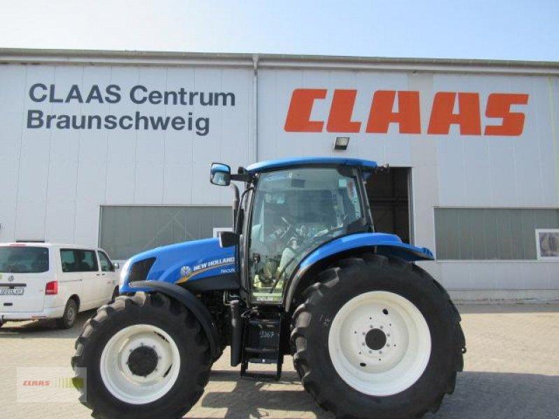 Traktor typu New Holland T6020, Gebrauchtmaschine w Schwülper (Zdjęcie 1)