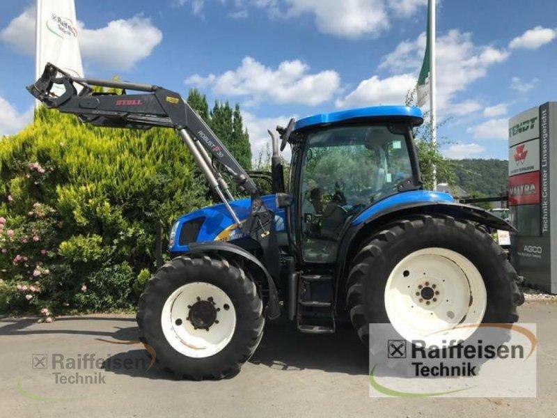Traktor des Typs New Holland T6020, Gebrauchtmaschine in Linsengericht - Altenhaßlau (Bild 1)