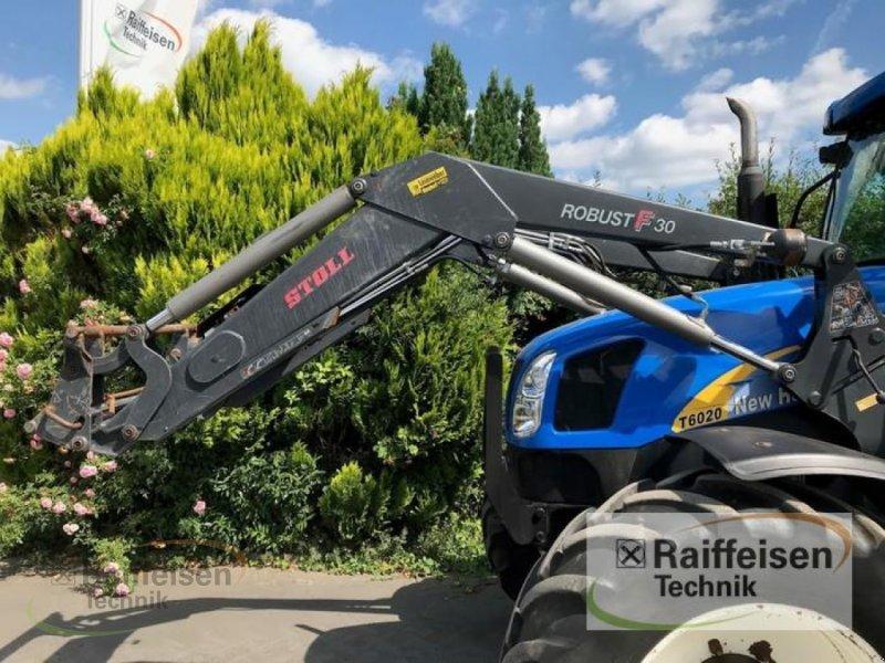 Traktor des Typs New Holland T6020, Gebrauchtmaschine in Linsengericht - Altenhaßlau (Bild 7)