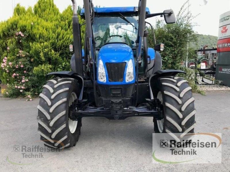 Traktor des Typs New Holland T6020, Gebrauchtmaschine in Linsengericht - Altenhaßlau (Bild 5)