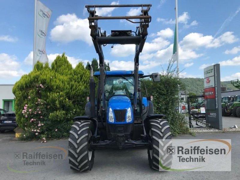 Traktor des Typs New Holland T6020, Gebrauchtmaschine in Linsengericht - Altenhaßlau (Bild 3)