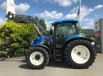 Traktor des Typs New Holland T6020 in Linsengericht-Altenh