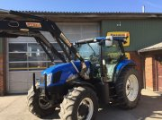Traktor типа New Holland T6030 Med Stoll HDP35 læsser, Gebrauchtmaschine в Tinglev
