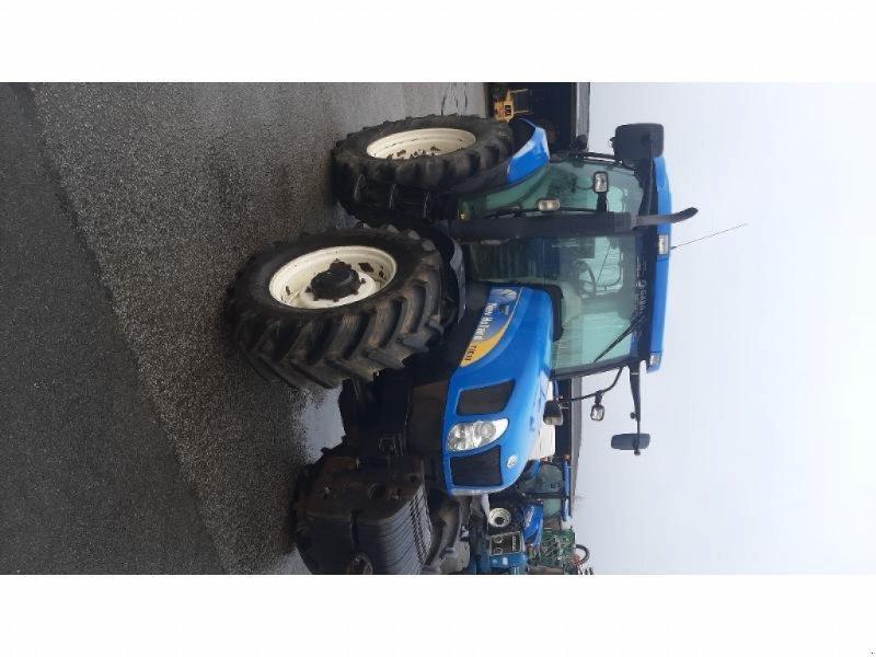 Traktor του τύπου New Holland T6030PLUS, Gebrauchtmaschine σε PONTIVY (Φωτογραφία 1)