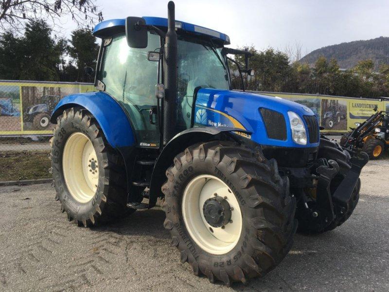 Traktor des Typs New Holland T6040 Elite, Gebrauchtmaschine in Villach (Bild 1)