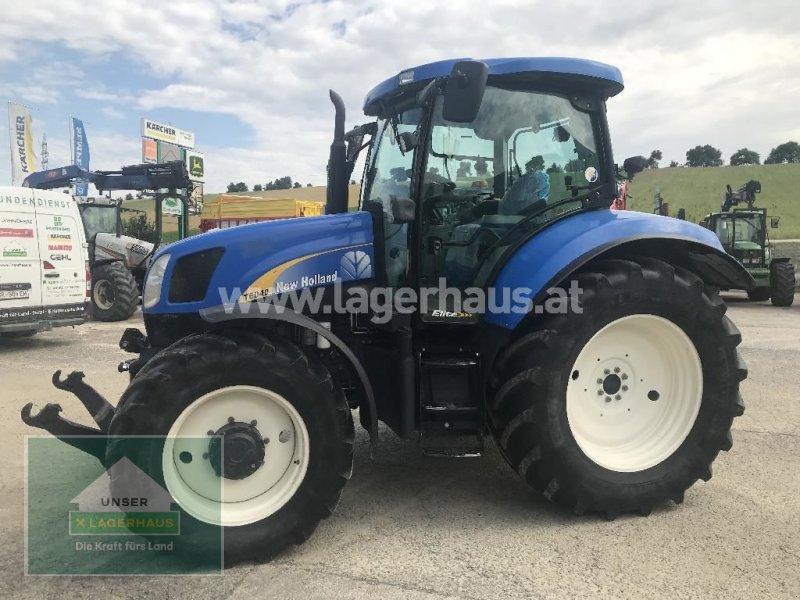 Traktor des Typs New Holland T6040 ELITE, Gebrauchtmaschine in Hofkirchen (Bild 1)