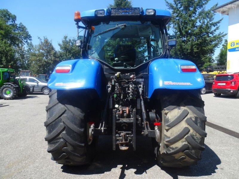 Traktor des Typs New Holland T6050 Elite, Gebrauchtmaschine in Burgkirchen (Bild 5)