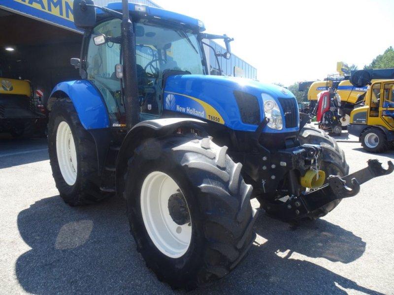 Traktor des Typs New Holland T6050 Elite, Gebrauchtmaschine in Burgkirchen (Bild 2)
