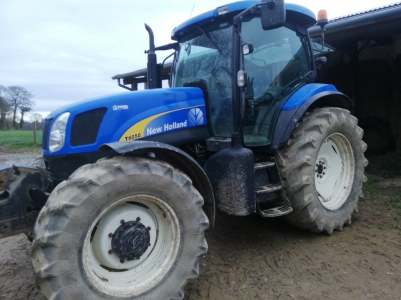 Traktor tipa New Holland T6050 PLUS, Gebrauchtmaschine u TREMEUR (Slika 1)