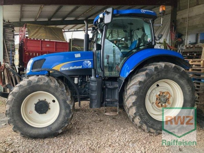 Traktor of the type New Holland T6050 RC, Gebrauchtmaschine in Prüm (Picture 1)