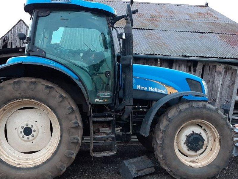 Traktor a típus New Holland T6050, Gebrauchtmaschine ekkor: Savigny sur Braye (Kép 1)