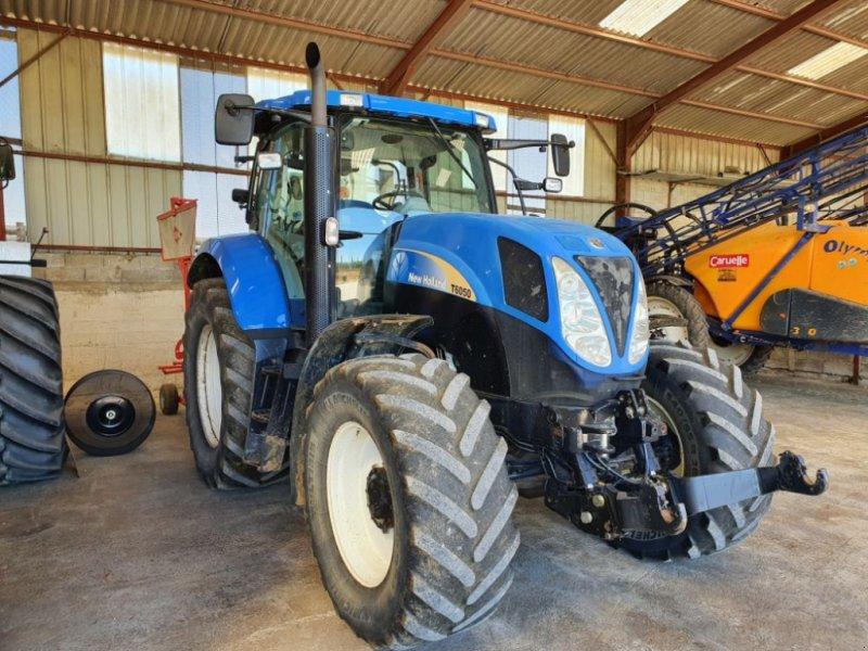 Traktor typu New Holland T6050, Gebrauchtmaschine w CHAUMONT (Zdjęcie 1)