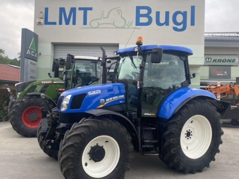 Traktor tipa New Holland T6060 Elite, Gebrauchtmaschine u Hürm (Slika 1)