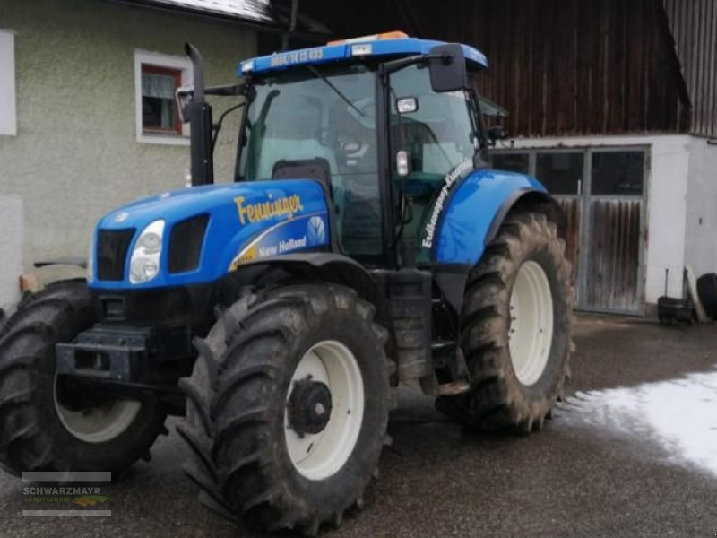 Traktor del tipo New Holland T6070 Range & Power Command, Gebrauchtmaschine en Gampern (Imagen 1)