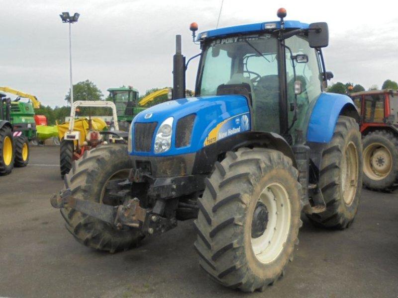 Traktor del tipo New Holland T6070, Gebrauchtmaschine en Logroño la Rioja (Imagen 2)