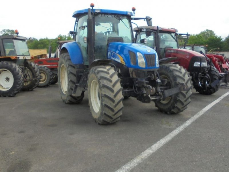 Traktor del tipo New Holland T6070, Gebrauchtmaschine en Logroño la Rioja (Imagen 1)