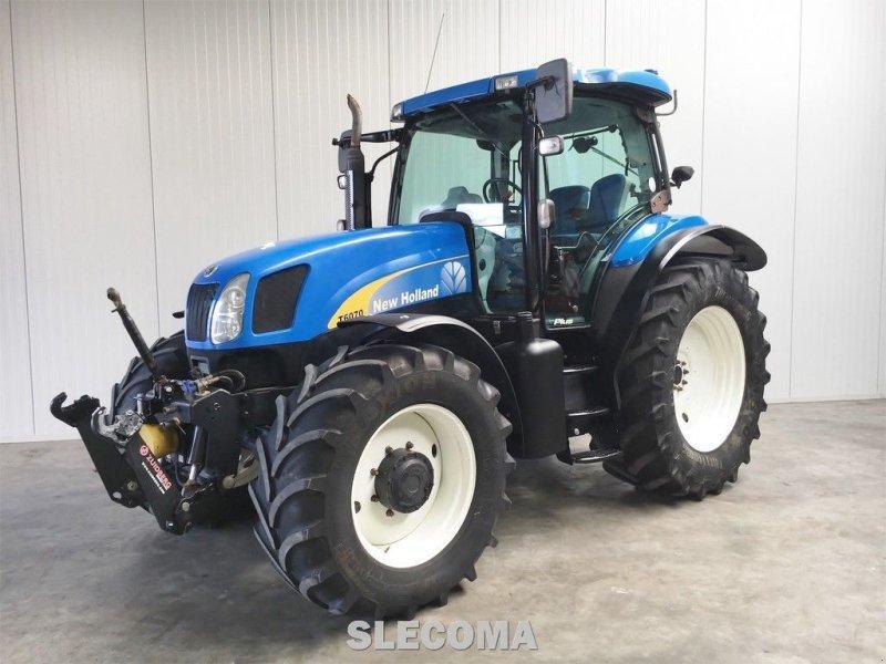 Traktor del tipo New Holland T6070, Gebrauchtmaschine en BOEKEL (Imagen 1)