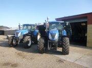 New Holland T6080 FRONTLIFT/PTO Тракторы
