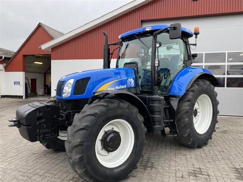 Traktor typu New Holland T6080 PÅ VEJ HJEM!, Gebrauchtmaschine w Aalestrup (Zdjęcie 1)