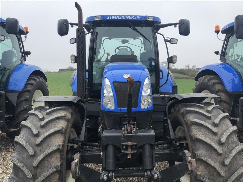 Traktor des Typs New Holland T6080 Søger T6000 / T7000 / T7 serie mv., Gebrauchtmaschine in Vejle (Bild 1)