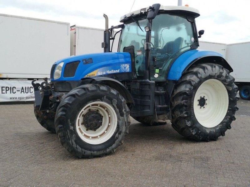 Traktor типа New Holland T6080, Gebrauchtmaschine в Leende (Фотография 1)
