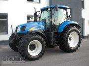 Traktor typu New Holland T6080, Gebrauchtmaschine v Friedberg-Derching