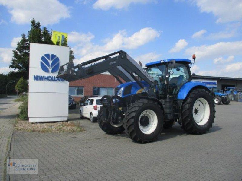 Traktor του τύπου New Holland T6090 PC, Gebrauchtmaschine σε Altenberge (Φωτογραφία 1)