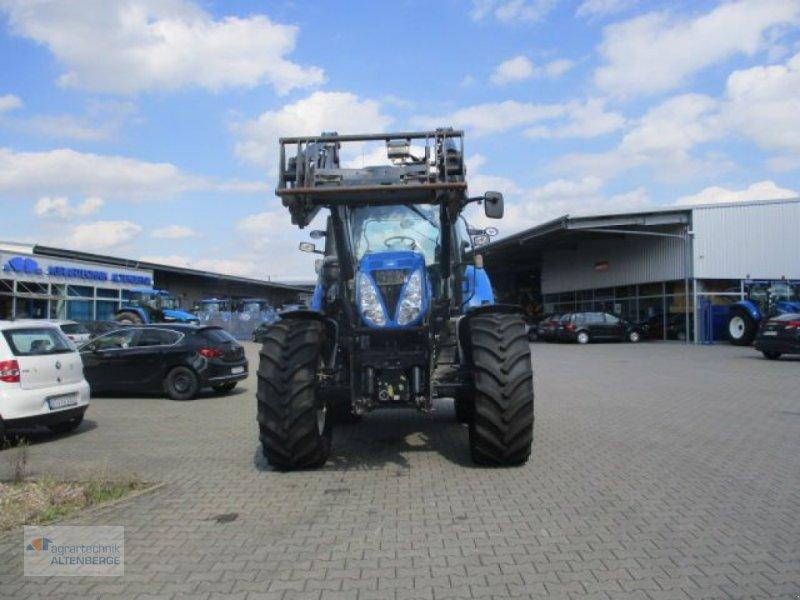 Traktor του τύπου New Holland T6090 PC, Gebrauchtmaschine σε Altenberge (Φωτογραφία 2)