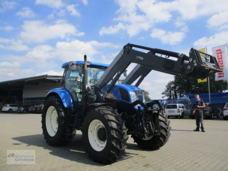 Traktor του τύπου New Holland T6090 PC, Gebrauchtmaschine σε Altenberge (Φωτογραφία 3)